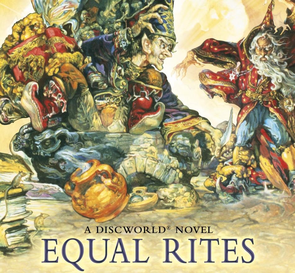 discworld equal rites